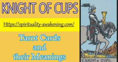 the knight of cups reversed