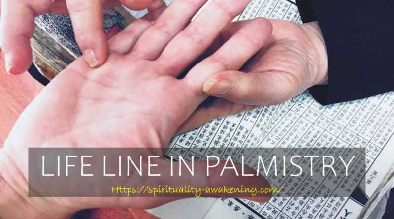 palm reading life lines
