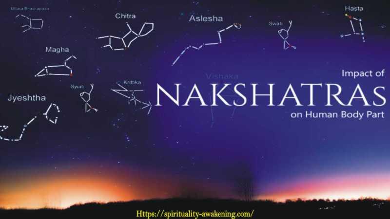 nakshatras in vedic