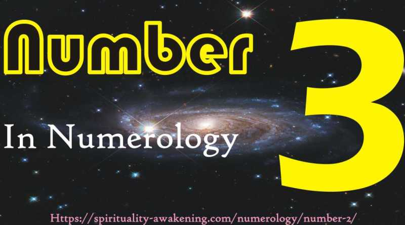 number 3 in numerology