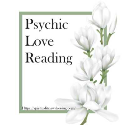 psychic love reading