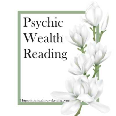psychic wealth reading