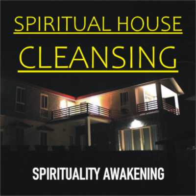 spiritual house cleansing