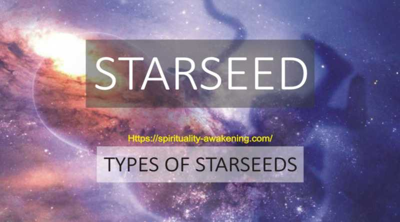 types of starseeds
