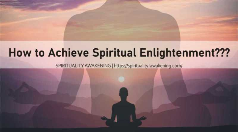help with spiritual awakening