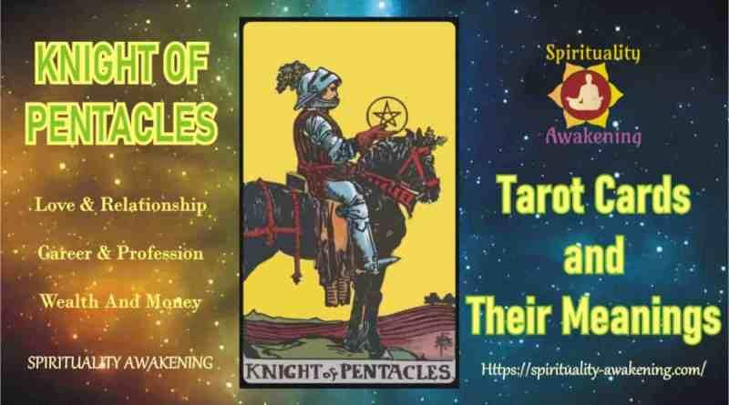 knight of pentacles reversed
