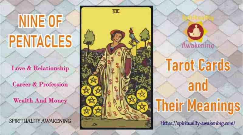 nine of pentacles love