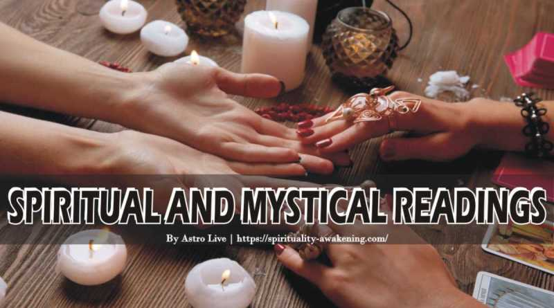 spiritual and mystical readings