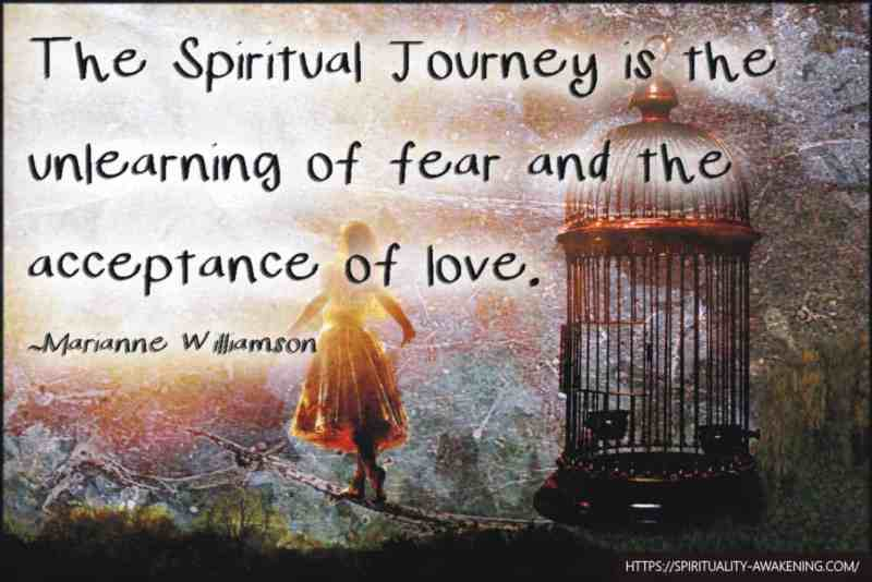 Phases of the Spiritual Journey