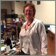 Clover Watson - CloverMoon Productions - At Austin Holistic Fair