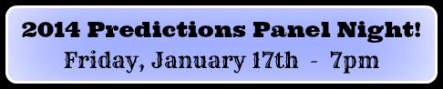 Spiritual Life Productions - Predictions Panel 2014