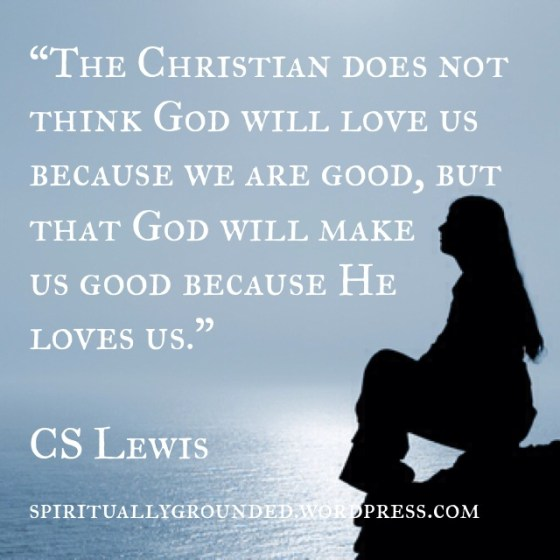 The Christian Believes-C.S.Lewis