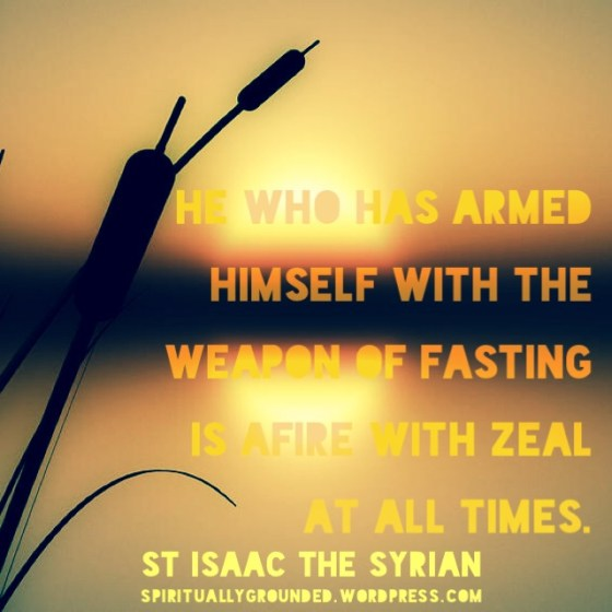 58-Fasting-Isaac the Syrian