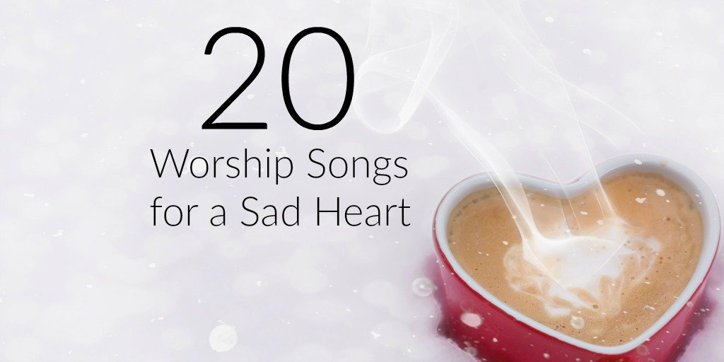 20 Worship Songs For Depression