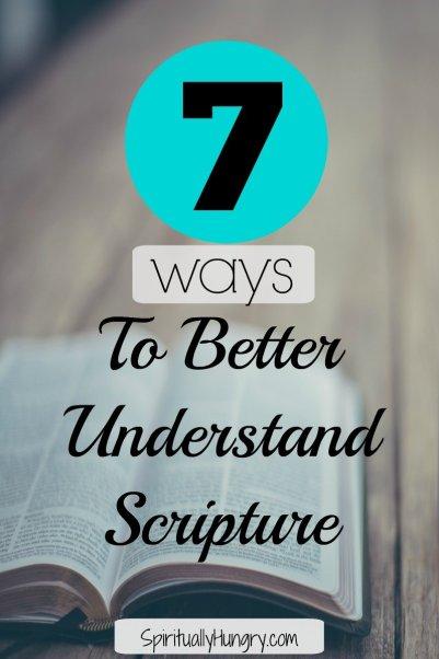 Bible Study | Understanding The Bible