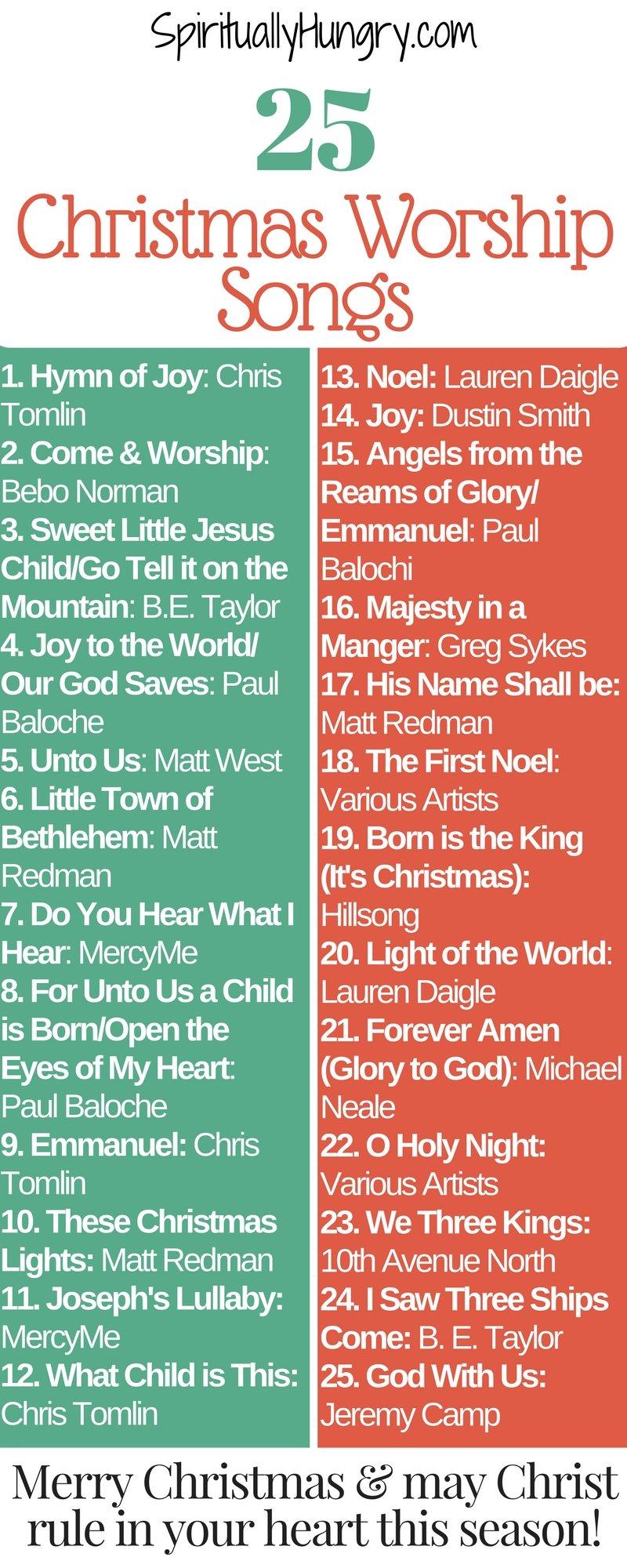 The 31 Day December Joy Challenge - Spiritually Hungry