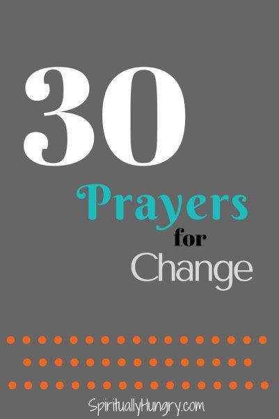 Prayers For Change | Prayer For Strength | Prayer For Healing