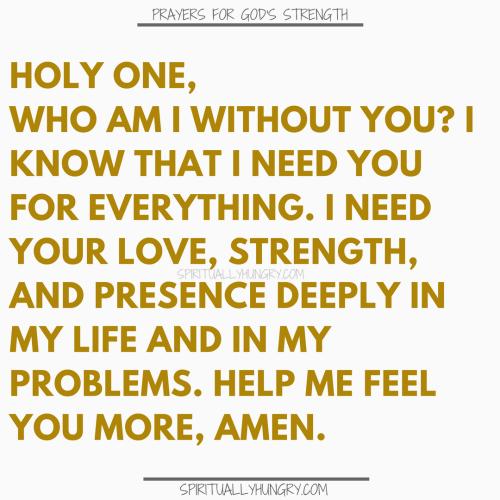 Prayer For Strength In Christ | Prayers For Strength In Christ