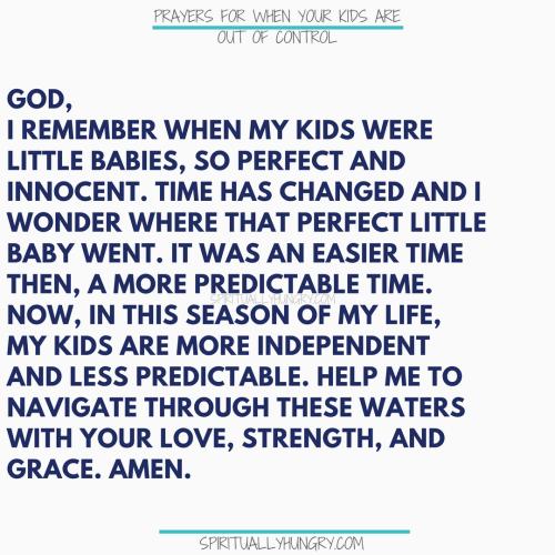 Prayer To Be A Good Parent | Prayers To Be A Good Parent