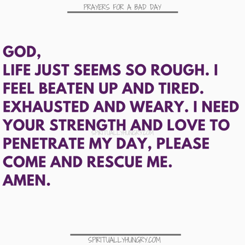 Prayers For Exhaustion | Prayer For Exhaustion