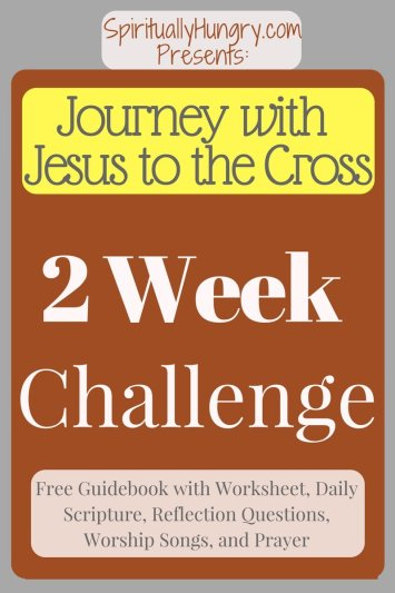 Understanding Jesus' Crucifixion | Spiritual Practices For Easter | Holy Week Disciplines