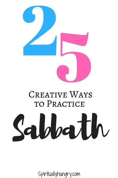 Sabbath Activities | Sunday Activities | Worship | Jesus Christ