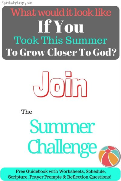 Summer Reading | Bible Study Vacation | Bible Reading Plan