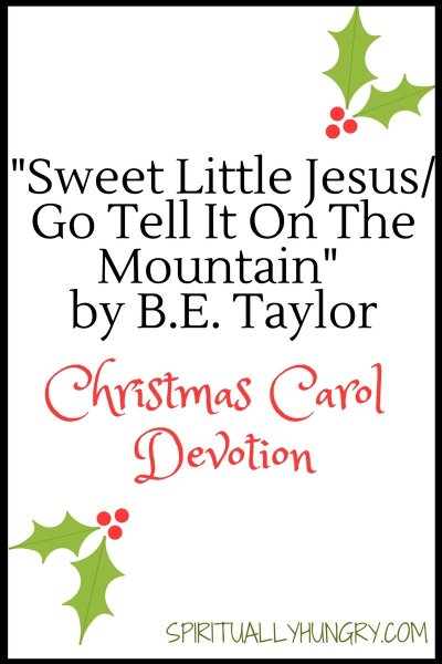 Christmas, Devotions, Christian