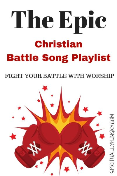 Worship, Fight song, Christian