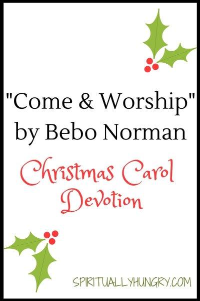 Christian, Christmas, Devotions