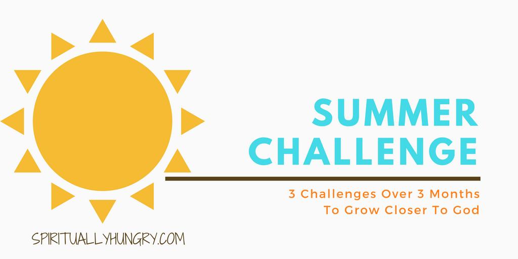 Summer Christian Challenge
