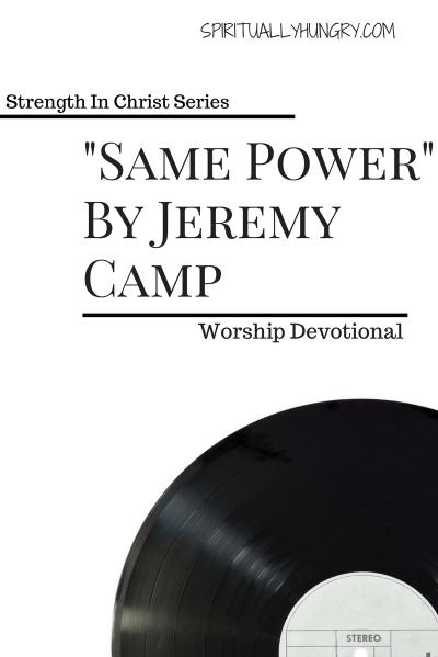 Worship Song Devotionals | Daily Devotions | Devos