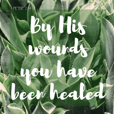 20 Bible Verses For Healing With Graphics - Spiritually Hungry