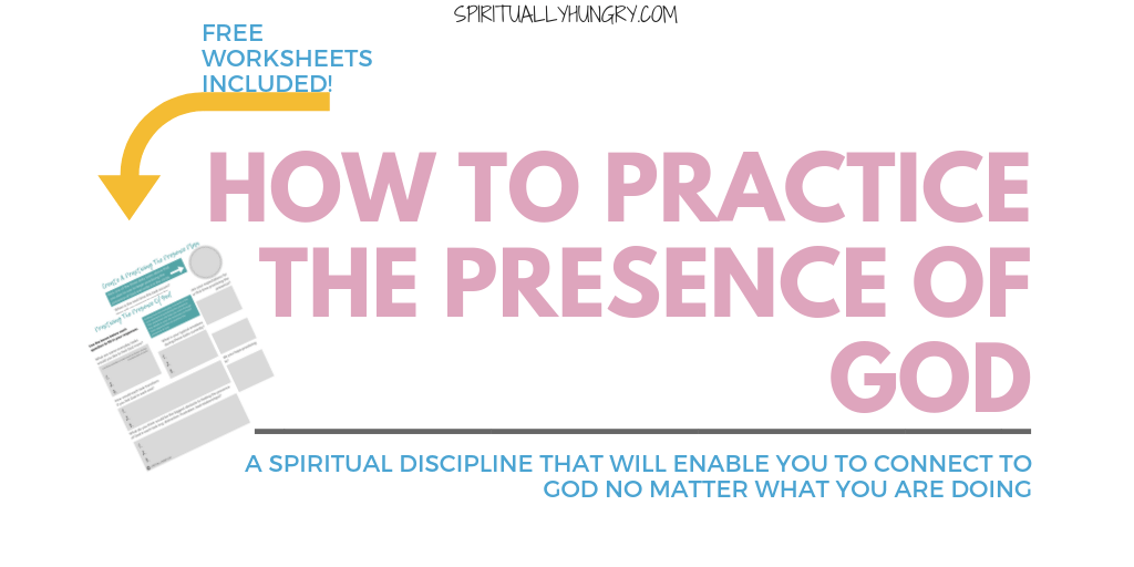 How To Practice The Presence Of God: Insights From Brother Lawrence