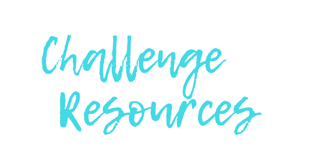 Challenge Resources