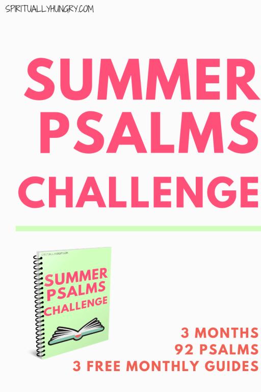 Psalms Challenge