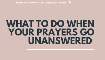 Prayer For Kids Behavior To Say Right Now - Spiritually Hungry