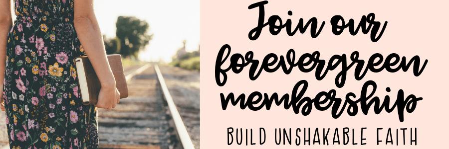 Forevergreen Women's Bible Study   Discipleship Program   Women's Ministry   Women's Bible Studies