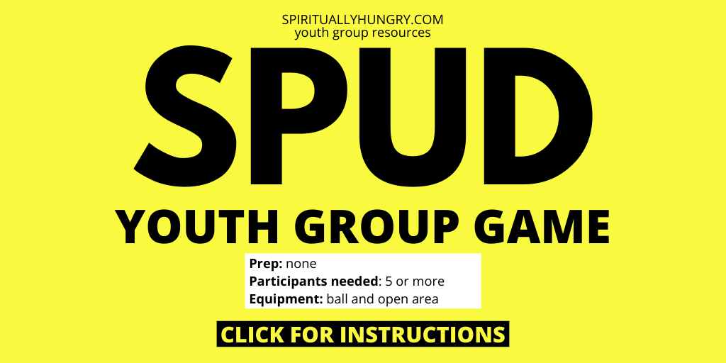 Spud Game Rules And Instructions