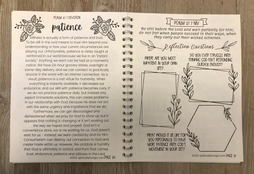 Be Still Coloring and Devotion Book | Women's Bible Study | Adult Coloring Books | Devotionals