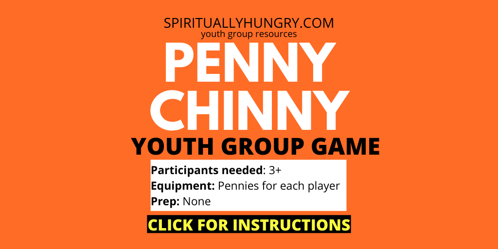 Penny Chinny Game Instructions