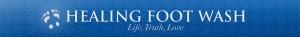 Healing Foot Wash banner