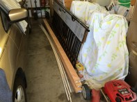 Bike rack parts