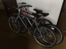 3 more Burner bikes for our out of town participants