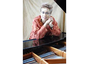 Photograph of composer Jacqueline Hairston