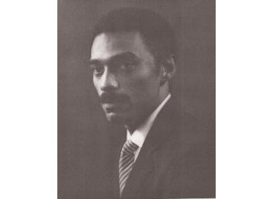 Photograph of composer John D. Carter