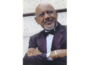 Photograph of composer Roland Carter