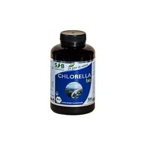 Chlorella le chélateur naturel