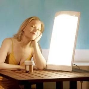 Traitement par la luminothérapie