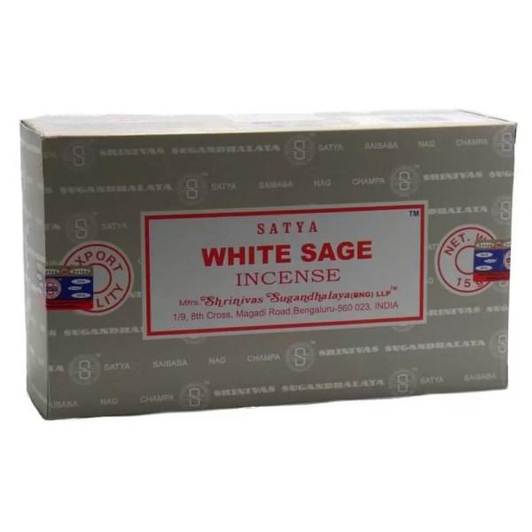 nag champa sauge blanche